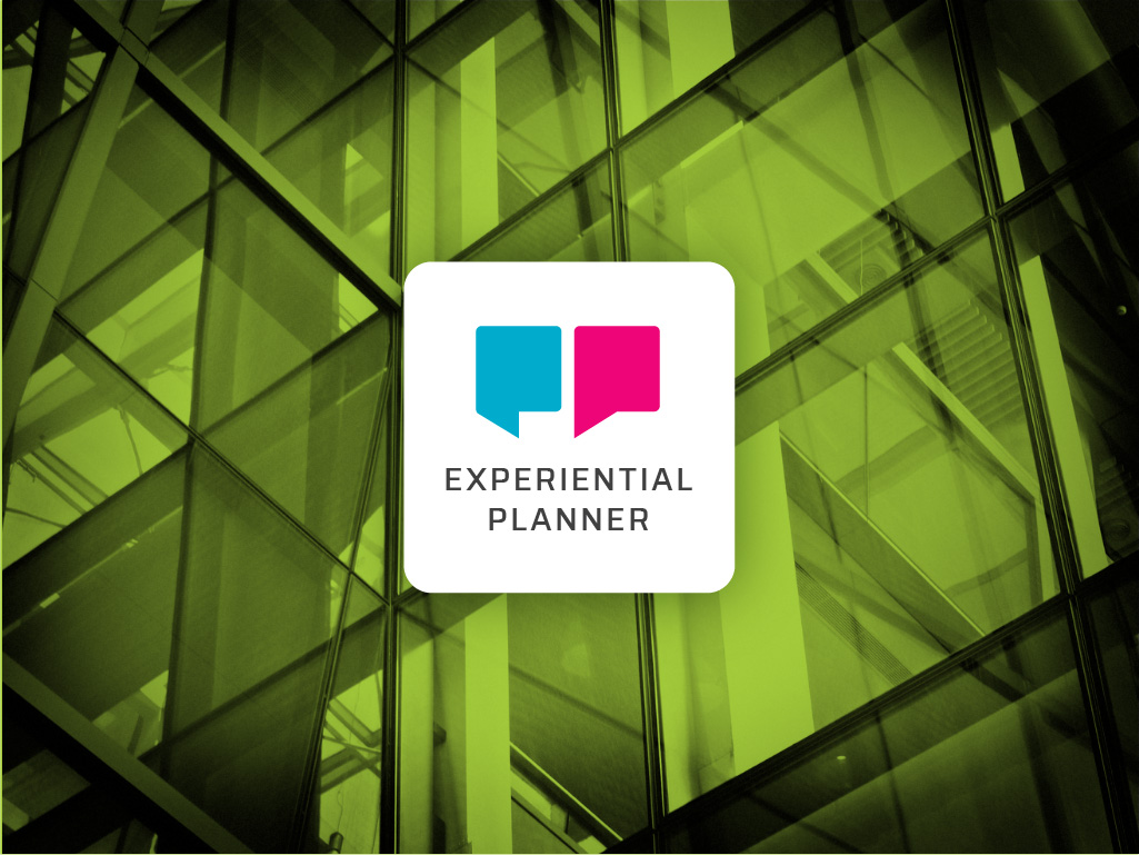 Experiential Planner Brand