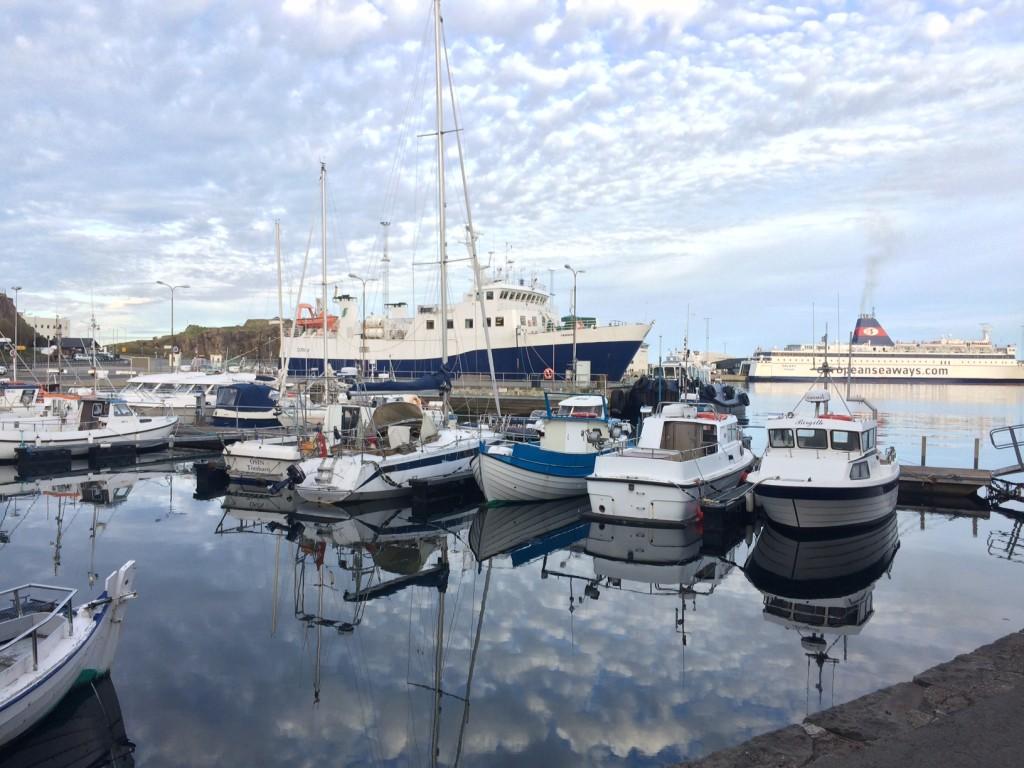 Tórshavn Harbour ©tmf dialogue marketing