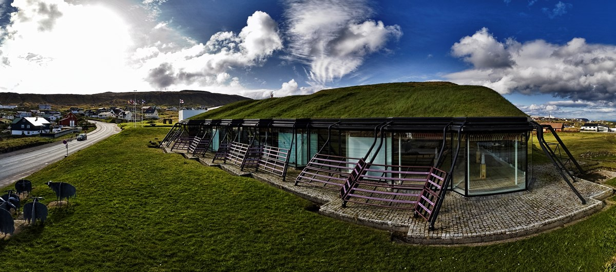 Nordic House ©Olavur Frederiksen